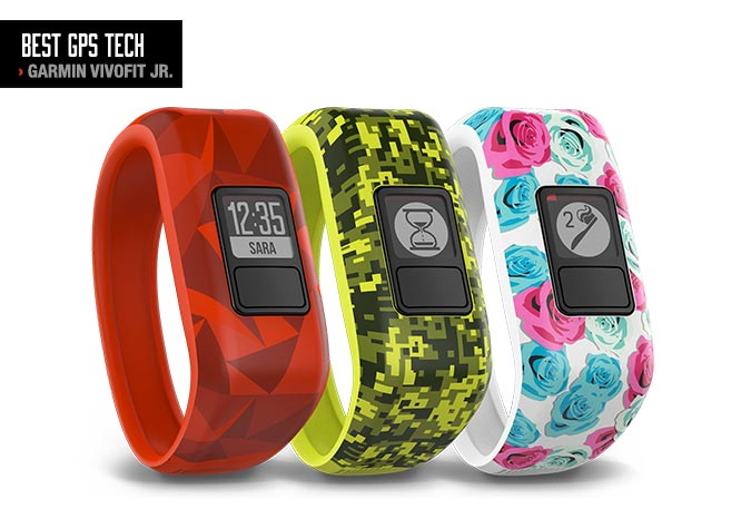 best activity tracker for kids - Garmin vivofit JR