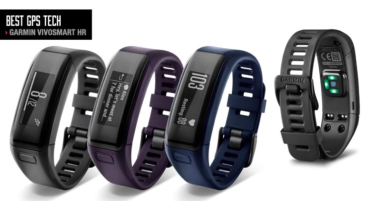 best garmin vivosmart hr activity tracker