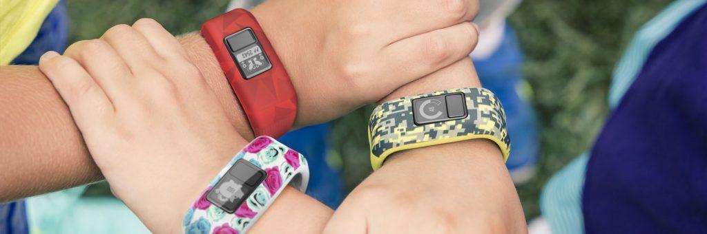 Garmin Vivofit JR activity tracker for kids review