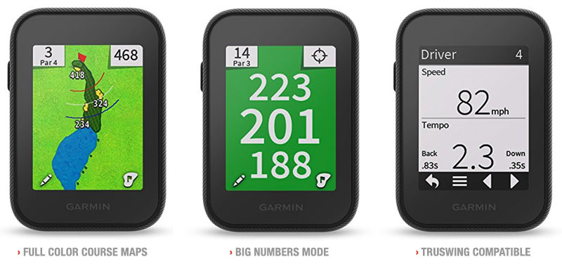 Garmin Approach G30 Key Features Reviewed