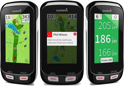 Garmin Approach G8 Features