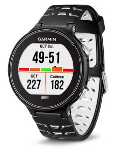 garmin forerunner 630 ground contact time