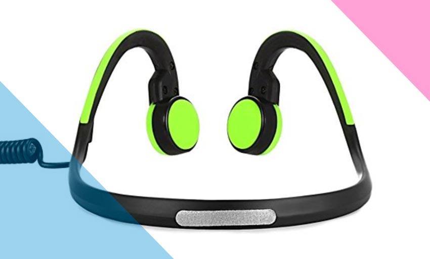 Sports Headphones Bluetooth 4.1 Wireless Earphones