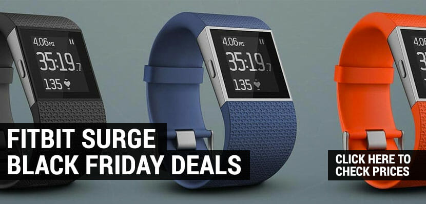 Fitbit Surge Black Friday Deals 2017