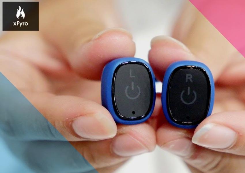 xFyro xS2 Bluetooth Headphones