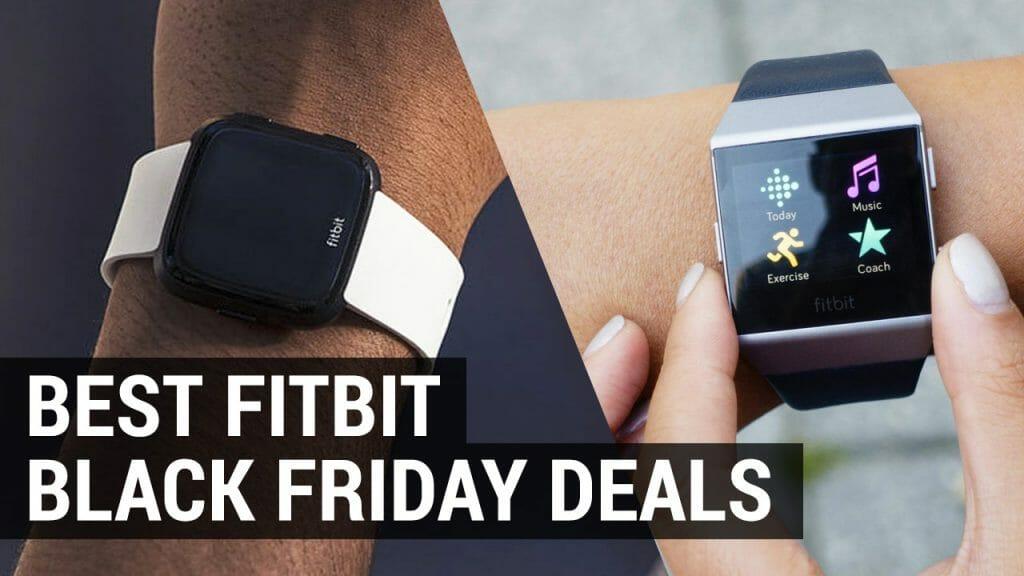 best fitbit black friday deals 2018