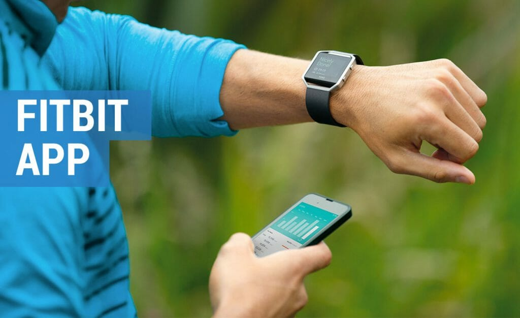 connect the fitbit flex with the fitbit smartphone app
