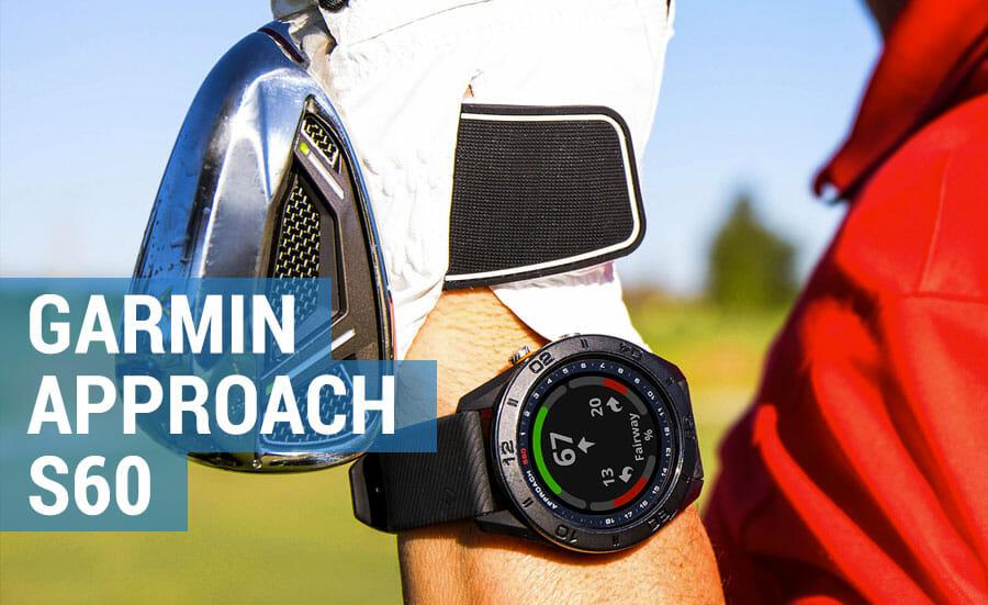 garmin approach s60 gps golf watch is the best