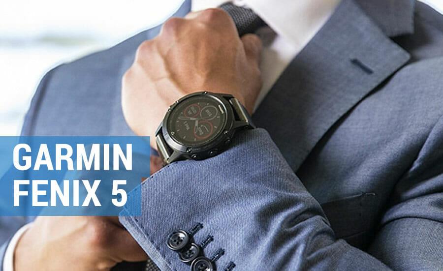garmin fenix 5 gps smartwatch review