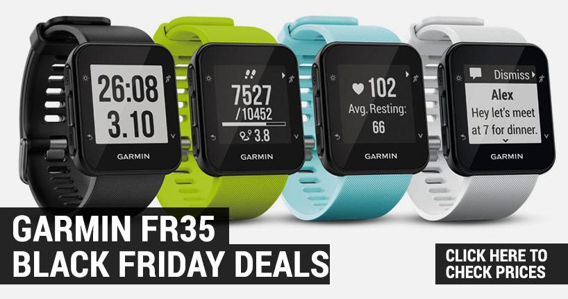 best garmin forerunner 35 black friday deals