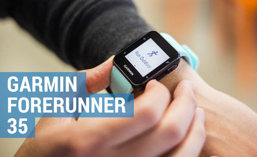 garmin forerunner 35 review