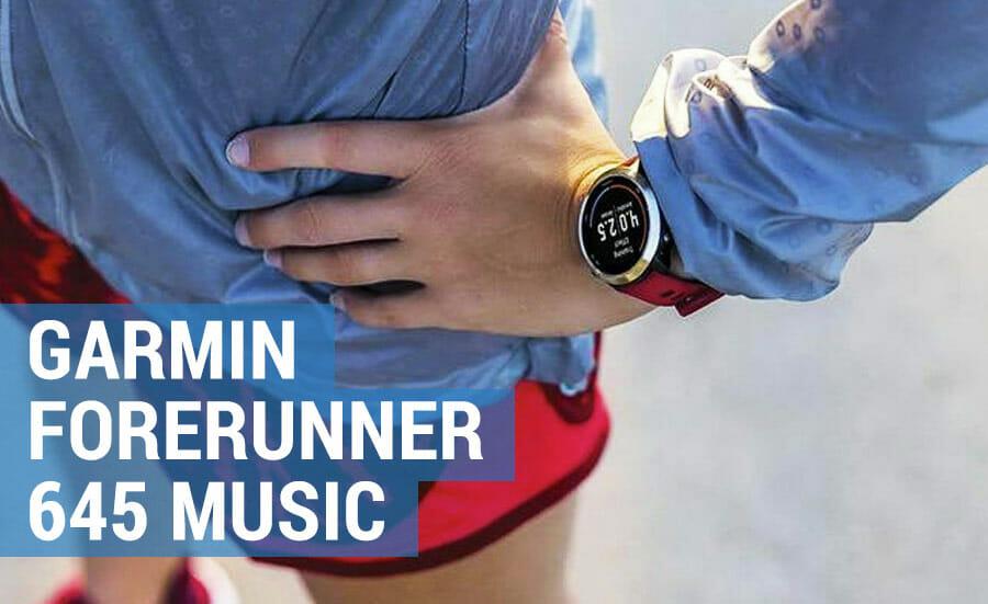 garmin forerunner 645 music review