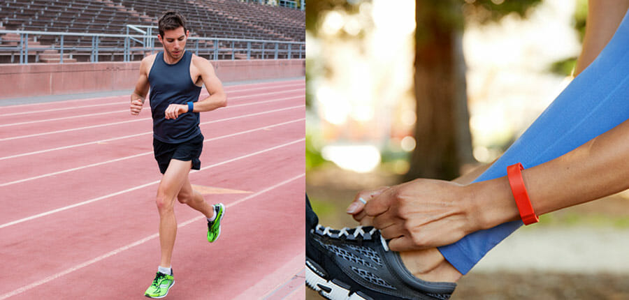 fitbit fitness trackers compared