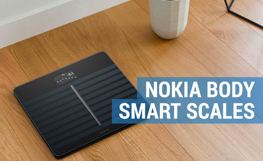 nokia body smart scales