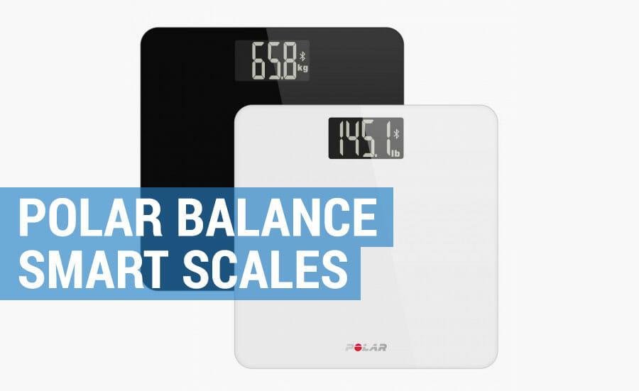 polar balance smart scales