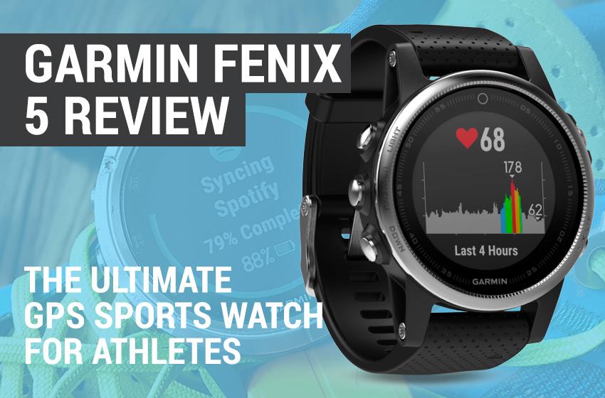 garmin fenix 5 review
