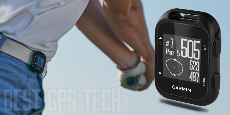 Garmin Approach Golf GPS Compact Review