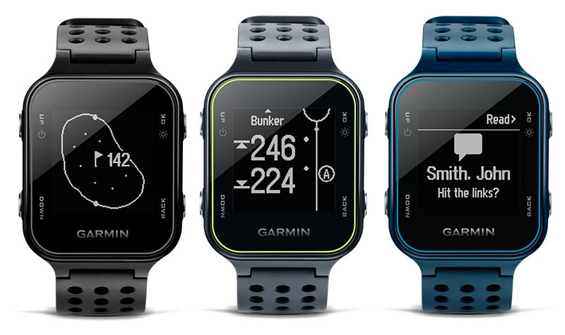 Garmin Approach S20 GPS Golf Watch Range