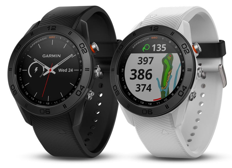 Garmin Approach S60 GPS Golf Watch Review