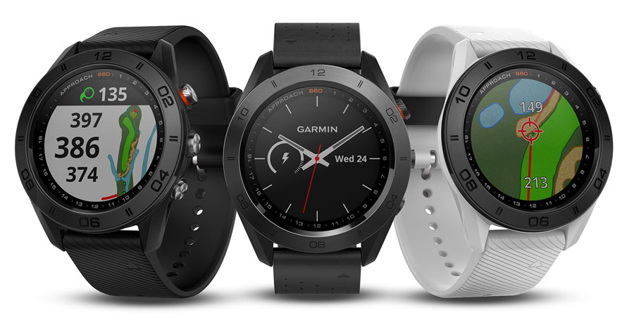 Review of the Garmin Approach S60 GPS Golf Watch