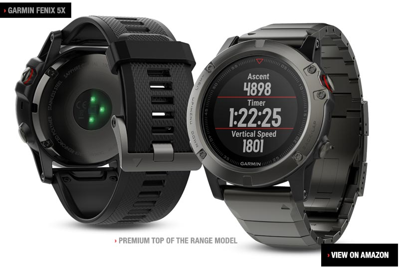 Garmin Fenix 5 Review Best Gps Multisport Watch Range 2017