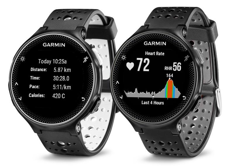 Garmin Forerunner 230 Vs 235 Best Gps Running Watch Comparison