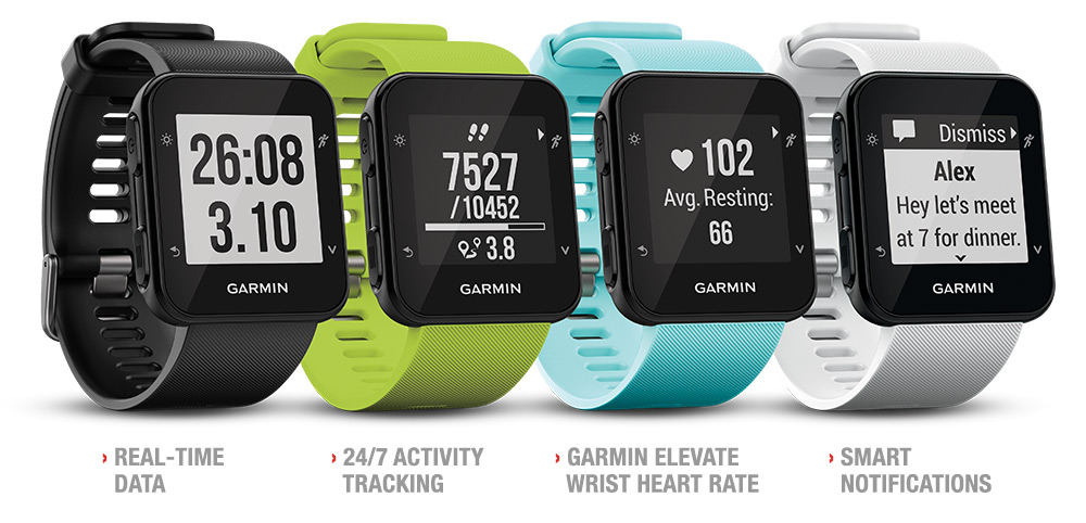 Garmin Forerunner 35 Features