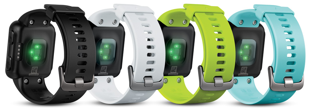 Garmin Forerunner 35 Review - Wrist Heart