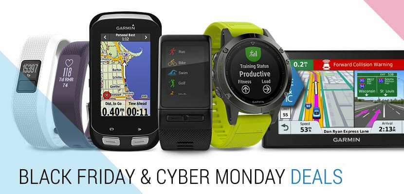 garmin black friday and cyber monday deals