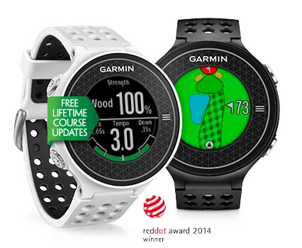Garmin Approach S6 - Red Dot Award Winner