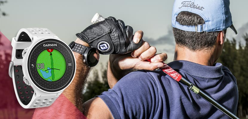 Best GPS Golf Watch 2016 - Approach S6