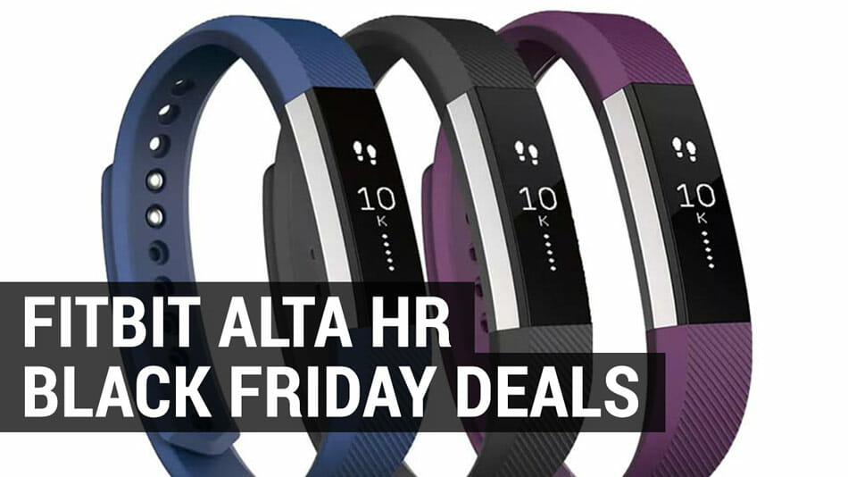 shop fitbit alta hr black friday deals