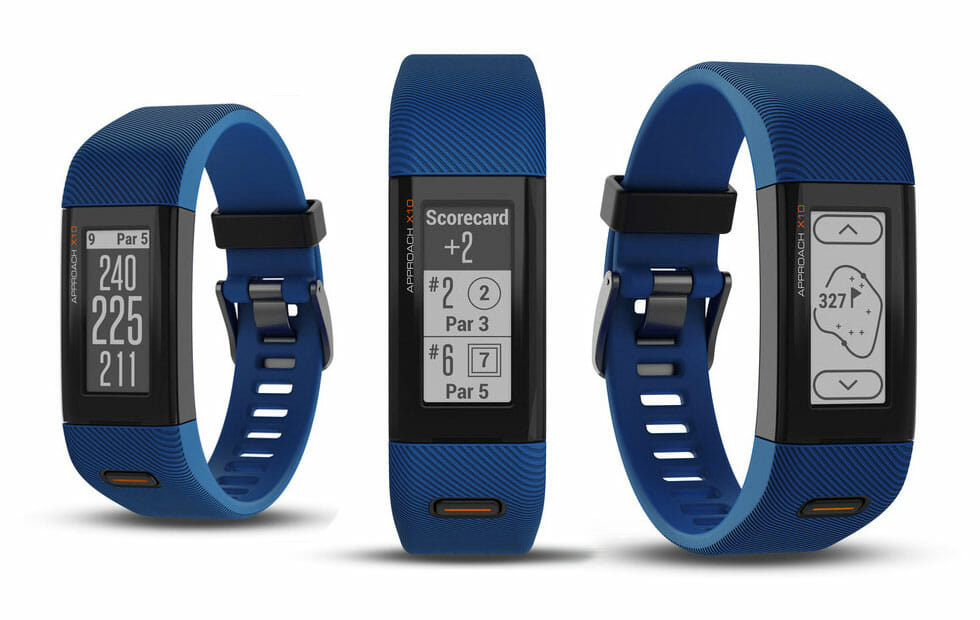 review of the garmin approach x10