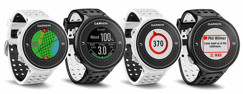 garmin approach s6 golf watch
