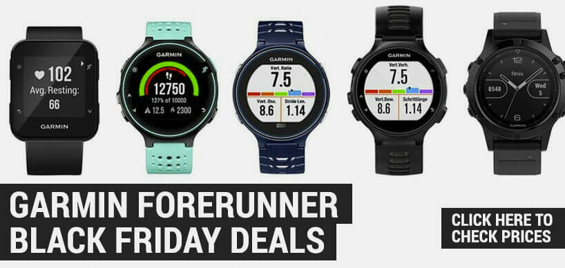 best garmin forerunner black friday deals 2018