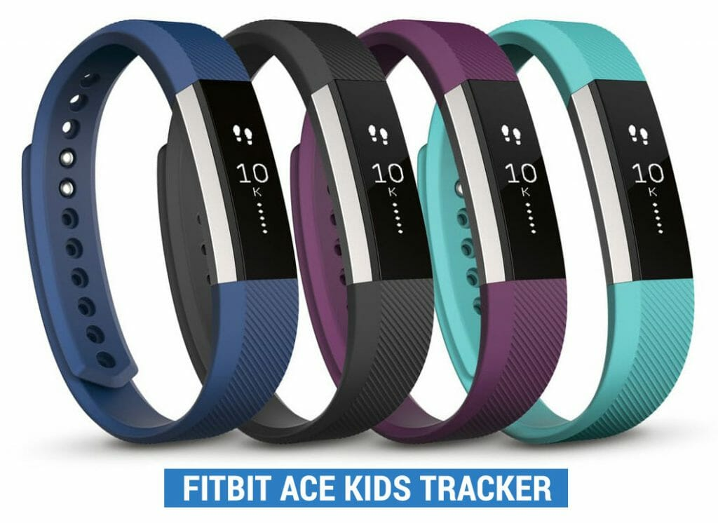 fitbit ace kids tracker