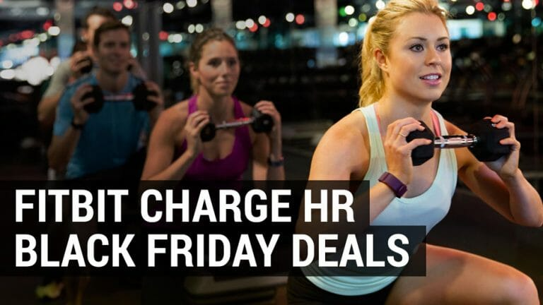 fitbit charge hr black friday deals