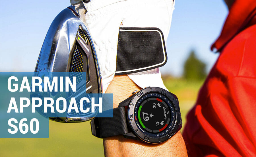 garmin approach s60 gps golf watch is the best