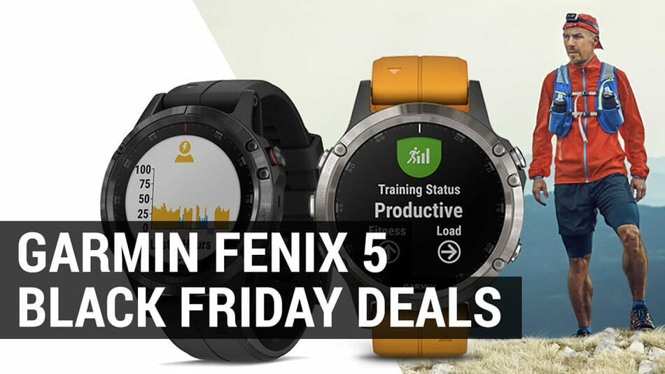 garmin fenix 5 black friday deals