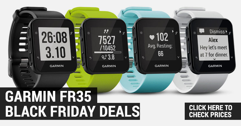 best garmin forerunner 35 black friday deals