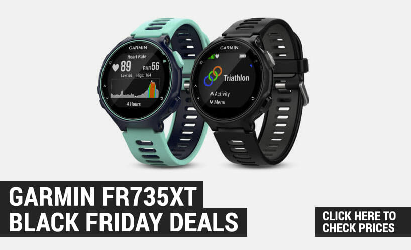 garmin forerunner 735XT black friday deals