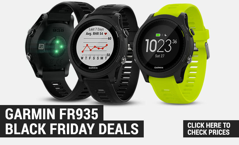 garmin forerunner 935 black friday