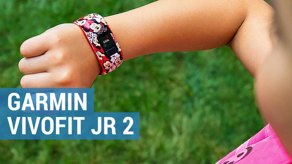 garmin vivofit jr 2 kids tracker