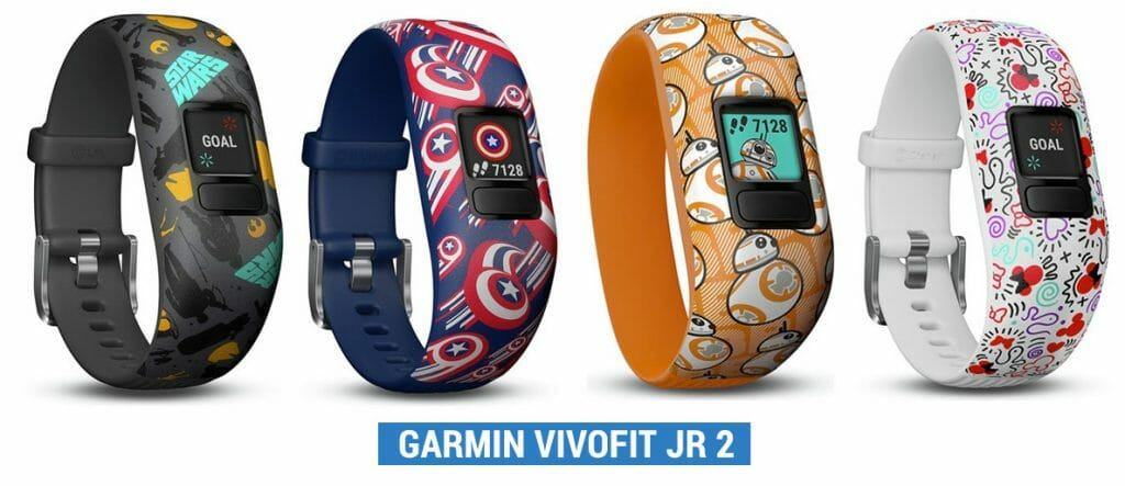 garmin vivofit jr 2 activity tracker for kids