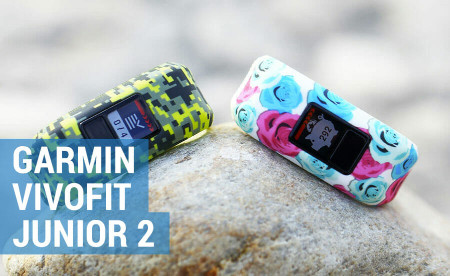 garmin vivofit junior review