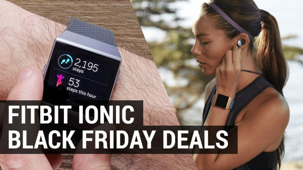 shop for the best fitbit black friday deals 2018