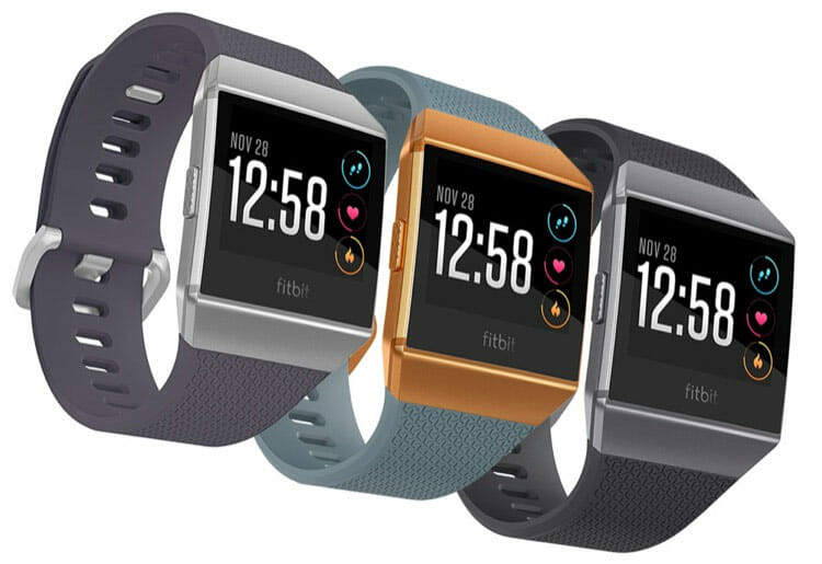 Fitbit Ionic – best premium smartwatch activity tracker