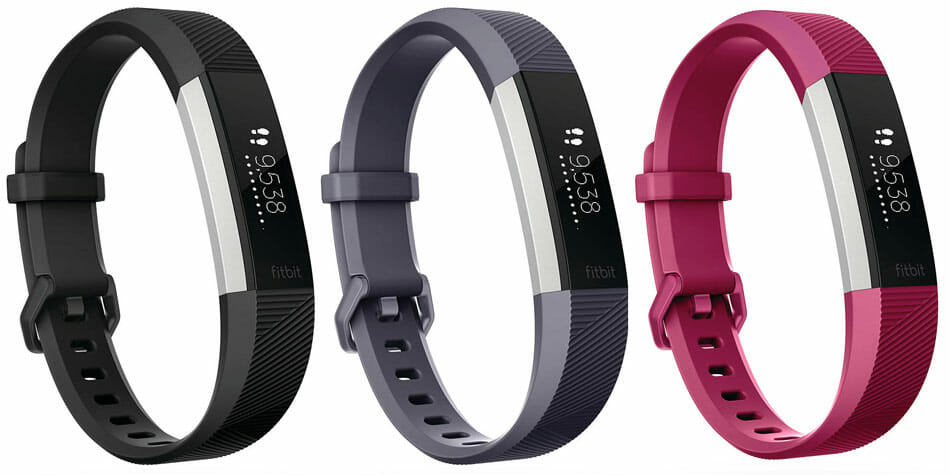 fitbit alta hr - Best all-round activity tracker