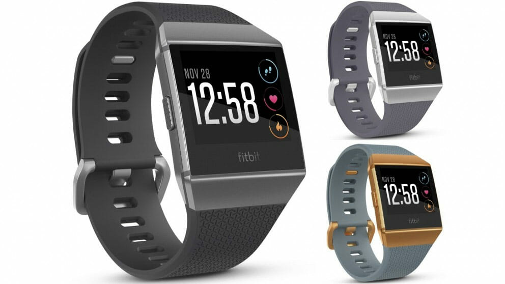 fitbit ionic swimming smartwatch