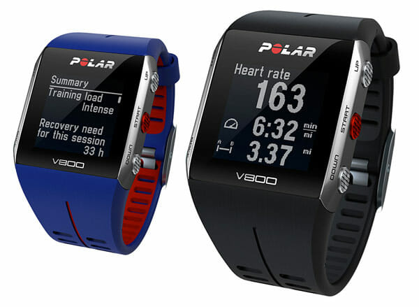 polar v8 smartwatch for swimming